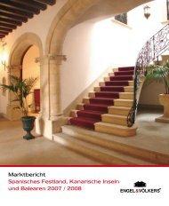 Marktbericht Spanisches Festland, Kanarische ... - Engel & Voelkers