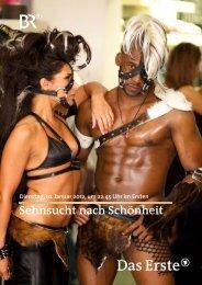 Sehnsucht nach Schönheit - Dr. med Christian Metz München