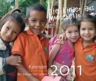 Die Kinder aus Montebello - Schule fürs Leben