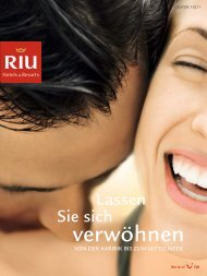 TUI - Riu: Hotels & Resorts - Winter 2010/2011 - Giata