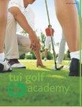 TUI - Schöne Ferien: Sports Golf - Sommer 2009 - tui.com ... - Seite 7