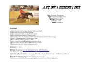 Hengste 2013 - ARHA - Austrian Reining Horse Association