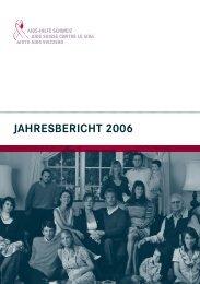 Jahresbericht 2006 - Aids-Hilfe Schweiz