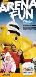 Winter - Zillertal Arena