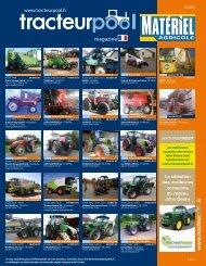Retrouvez toutes ces annonces sur - traktorpool-Magazin