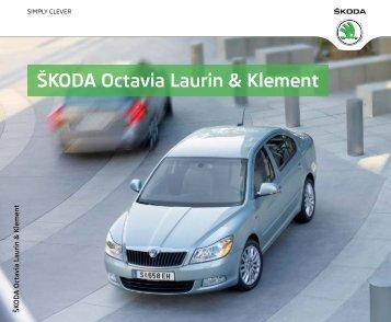 ŠKODA Octavia Laurin & Klement - Skoda