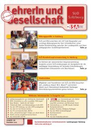 Ausgabe 150 Dezember 2011 - SLÖ - Sozialdemokratischer ...