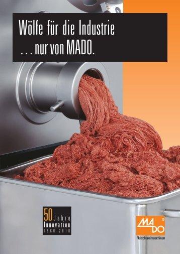 Fleischereimaschinen - Maschinenfabrik Dornhan GmbH
