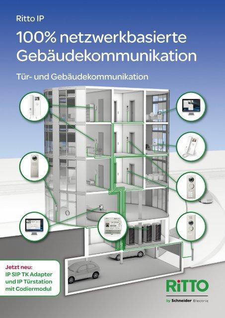 Broschüre Ritto IP