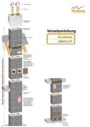 CE-Kennzeichnung der Schiedel-Kaminsysteme