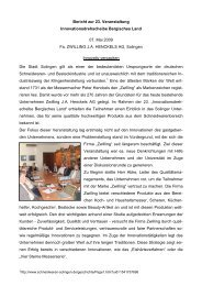 Innovativ verpacken - Innovationsdrehscheibe Bergisches Land
