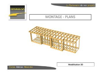 TRADESS MONTAGE PLANS 1 - Gate24.ch