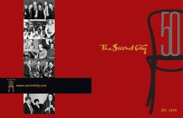 EST. 1959 - Second City