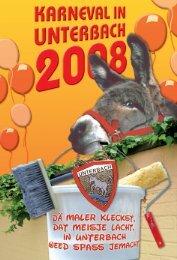 Heft 2008.qxp - Karnevalsausschuß Unterbach 1957 eV