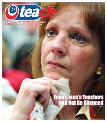 Tennessee's Teachers Will Not Be Silenced - Tennessee Education ...
