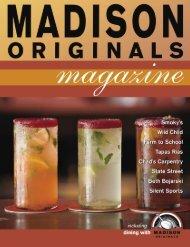 contents - Madison Originals Magazine