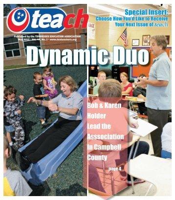 September - Tennessee Education Association