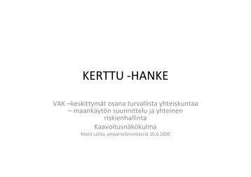 KERTTU -HANKE - Gaia