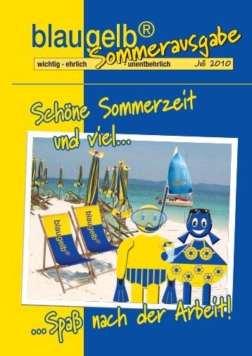 Sommerausgabe - GeniaTec