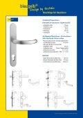 Design by technic Beschläge für Haustüren - gb Meesenburg OHG - Seite 2