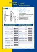 Design by technic Beschläge für Haustüren - gb Meesenburg OHG - Seite 6
