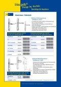 Design by technic Beschläge für Haustüren - gb Meesenburg OHG - Seite 7