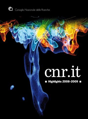 Highlights 2008-2009 - Cnr