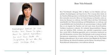 Portrait Rose Volz-Schmidt (PDF) - Wellcome