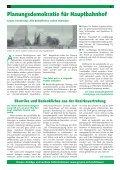 Die Rück- und wenigen Fortschritte der ALVG- Novelle im Überblick - Seite 3