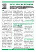 Die Rück- und wenigen Fortschritte der ALVG- Novelle im Überblick - Seite 6