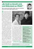Die Rück- und wenigen Fortschritte der ALVG- Novelle im Überblick - Seite 7