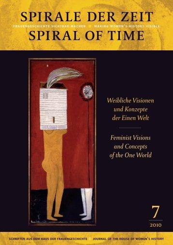 Titelblatts - Annette Kuhn Stiftung