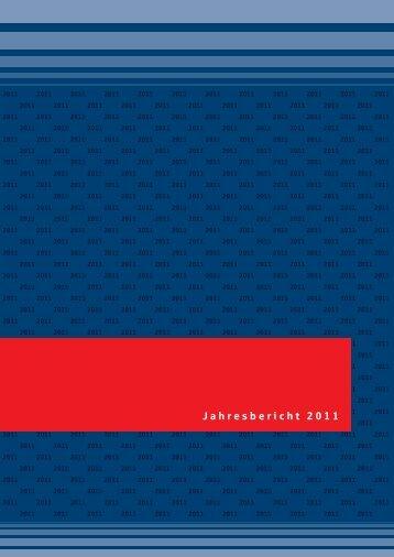 Jahresbericht 2011 - Sparkasse Ansbach