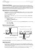 Schmidt Armaturen SelfActTM - Pernow Armaturen - Page 5