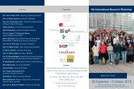 6th International Research Workshop 30. September - 5 ... - iab