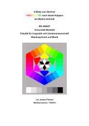 Gestaltungsmerkmale - Universität Bielefeld