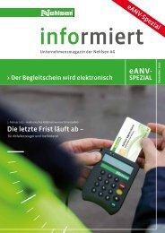 eANV-Spezial - Nehlsen AG