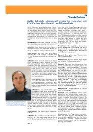 Guido Schmidt, ulenspiegel druck, im Interview mit PrintPartner über ...