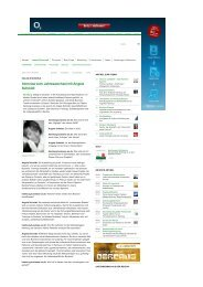 Interview zum Jahreswechsel mit Angela Schmidt - Dialog im Dunkeln