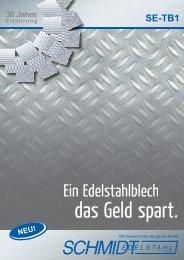 SE-TB1 - Schmidt Edelstahl