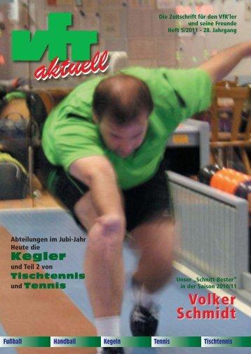 Volker Schmidt - VfR Wiesbaden