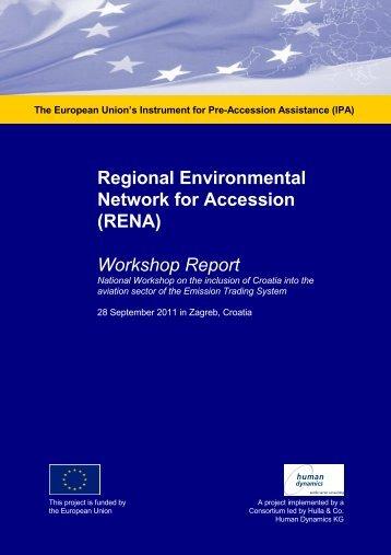 WS Report ETS Aviation Zagreb, 28 Sep.pdf - Regional Enviroment ...
