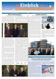 Erstausgabe 2004 - Vereinigte Volksbank Raiffeisenbank eG