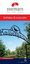 Hofläden & Landcafés - Stormarn Tourismus