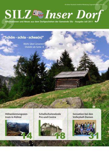 3,51 MB - Gemeinde Silz - Land Tirol