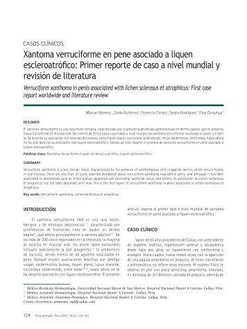 Liquen plano tratamiento pdf