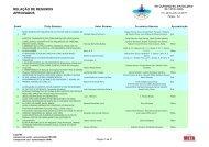 RELATÓRIO DE TRABALHOS - SITE 2 - Meta Marketing e Eventos