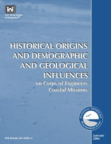 geologic influences - Institute for Water Resources - U.S. Army