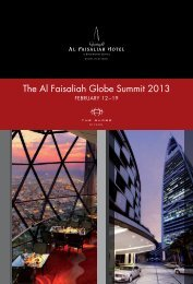 Download the 2013 Event PDF - Rosewood Hotels & Resorts