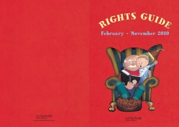RIGHTS GUIDE - Hachette Childrens